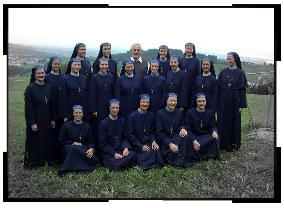 Diennerinnen der Heiligen Mutter Kirche