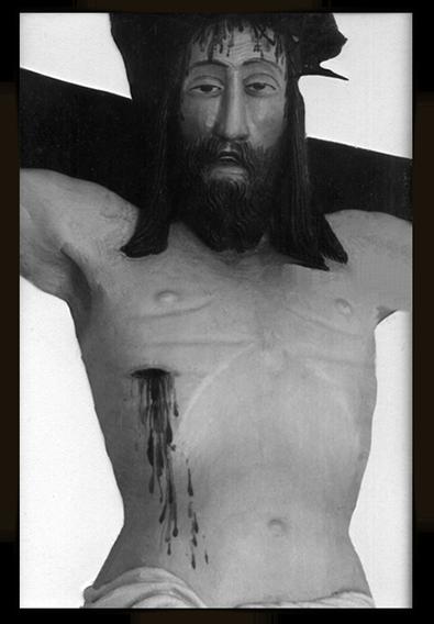 Wundertätiges Kreuz